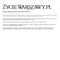 Życie Warszawy - Jasnowidz odnalazł zwłoki zaginionej zakonnicy