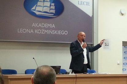 Krzysztof Jackowski - Akademia Leona Koźmińskiego