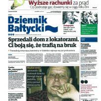 Dziennik Bałtycki -Jasnowidz uratował dziecko. Pomógł złapać pedofila, który porwał dziewczynkę
