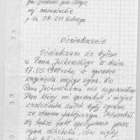 Goleszyn 17-05-1999