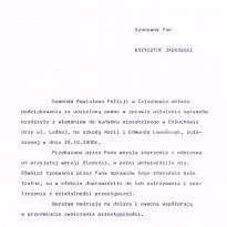 Komenda Powiatowa Policji w Człuchowie