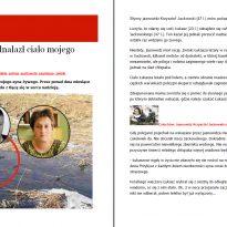 Lubelskie - Jasnowidz odnalazł ciało mojego synka