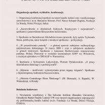 Naukowe Koło Śledcze - dokumentacja 1