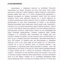 Praca Magisterska - Jasnowidzenie w działaniach śledczych na przykładzie Krzysztofa Jackowskiego - Uniwesytet Łódzki, Wydział Prawa i Administracji 2