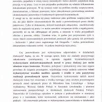 Praca Magisterska - Jasnowidzenie w działaniach śledczych na przykładzie Krzysztofa Jackowskiego - Uniwesytet Łódzki, Wydział Prawa i Administracji 3