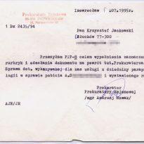 Prokuratura Rejonowa w Inowrocławiu