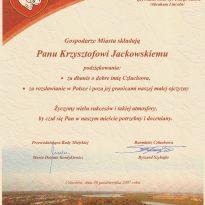 Rada Miasta Człuchowa