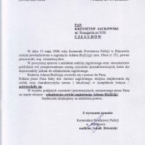 Sekcja Kryminalna Komendy Powiatowej Policji w Pińczowie