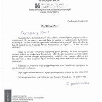 Uniwersytet Łódzki - Wydział Prawa i Administracji, Katedra Postępowania Karnego i Kryminalistyki Zakład Kryminalistyki