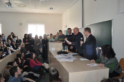 Wykład na Uniwersytecie Opolskim 2013