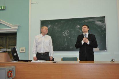 Wykład na Uniwersytecie Poznańskim 2011