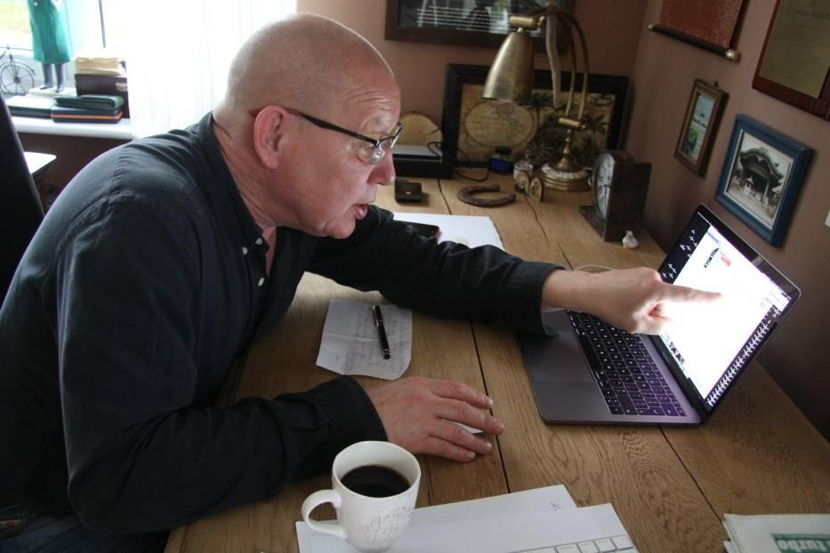 Krzysztof Jackowski odnalazł ciało mieszkańca Warszawy (zdjęcie: http://chojnice.naszemiasto.pl/artykul/krzysztof-jackowski-odnalazl-cialo-mieszkanca-warszawy,4297362,art,t,id,tm.html)