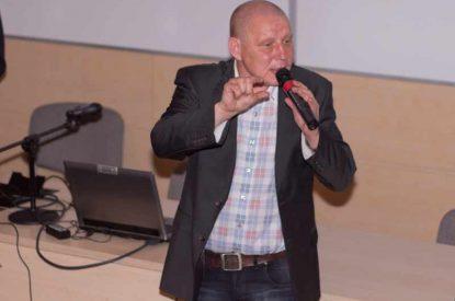 Krzysztof Jackowski - Wykład
