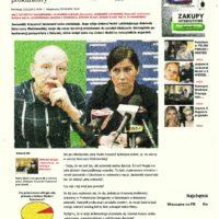S E Jackowski kontra Ustalenia prokuratury - sprawa Madzi 001