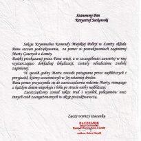 Sekcja Kryminalna Komendy Miejskiej Policji w Łomży