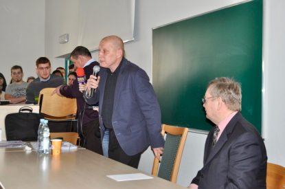 Wykład na Uniwersytecie Opolskim 2013 1
