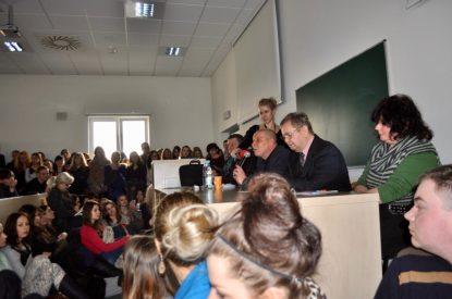 Wykład na Uniwersytecie Opolskim 2013 2