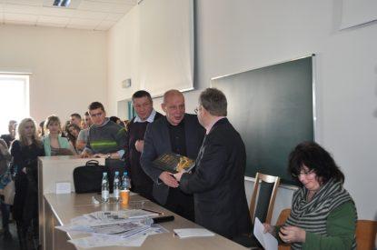 Wykład na Uniwersytecie Opolskim 2013 3