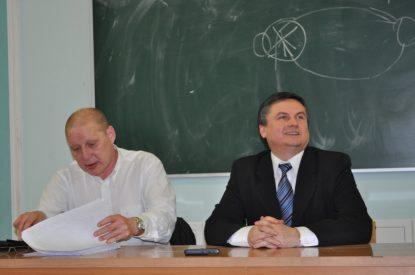 Wykład na Uniwersytecie Poznańskim 2011 2
