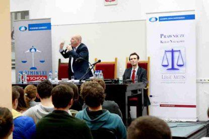 Wykład w Akademii Leona Koźmińskiego Warszawa 2012 (2)