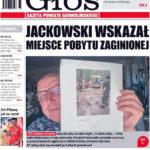 Jasnowidz Krzysztof Jackowski wskazał miejsce pobytu zaginionej